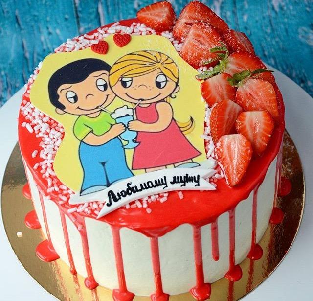 торт любимому мужу на день рождения картинки тут обнаружил