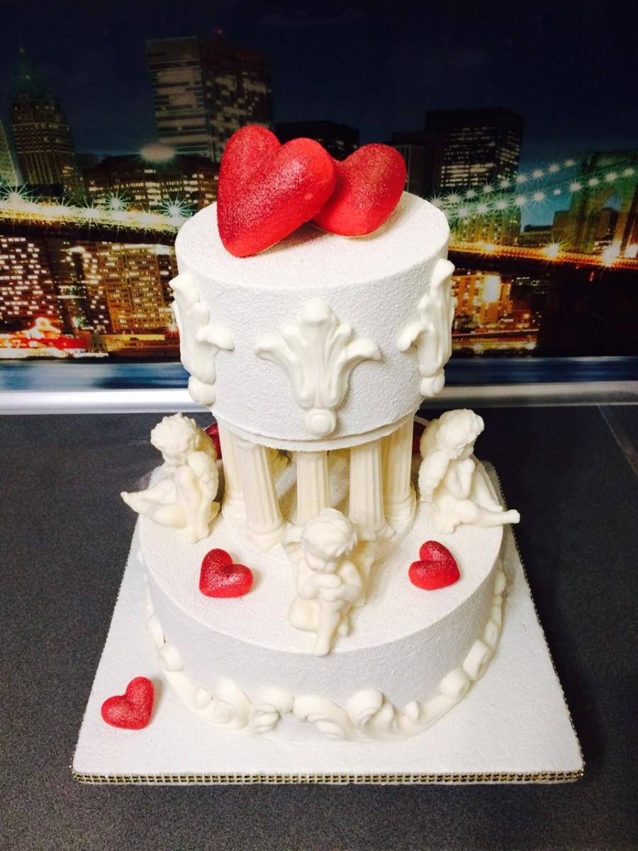 Римский торт, пошаговый рецепт с фото | 1200x900